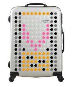 Vállalkozási ötletek - DotDrops egyedi bőrönd